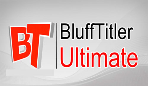 Blufftitler Ultimate Pack
