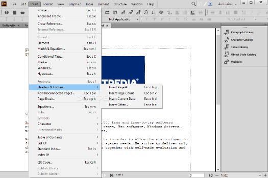 Adobe FrameMaker Free Download 2019