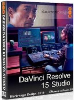 DaVinci Resolve Studio 15