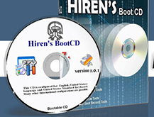 Hirens BootCD WinPE10 Premium Download Free