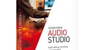 MAGIX Sound Forge Audio Studio 13 Download Free