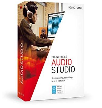 MAGIX Sound Forge Audio Studio 13 Download Free
