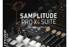 MAGIX Samplitude Pro X4 Suite 15.0.1.139 Download Free