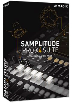 MAGIX Samplitude Pro X4 Suite 15.0.1.139 Download Free