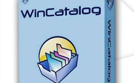 WinCatalog 2018 Download Free