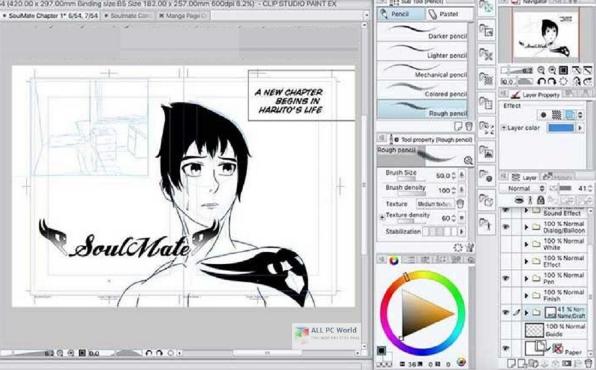 Clip Studio Paint EX 1.8.8 Download Free