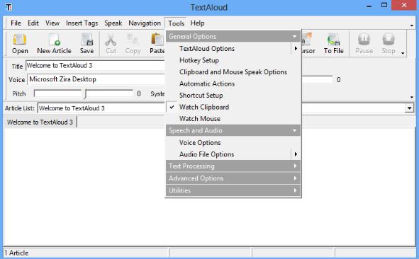 TextAloud 4.0.29 Download Free