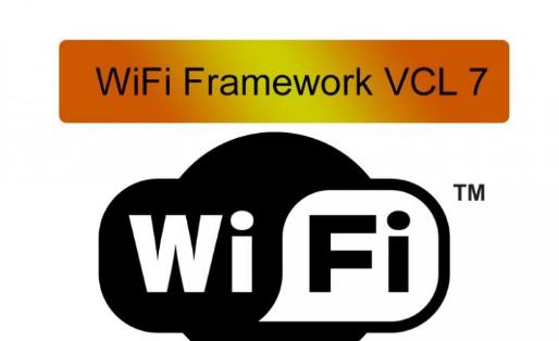 WiFi Framework VCL 7.6.4.1 for D6-D10.3 Rio