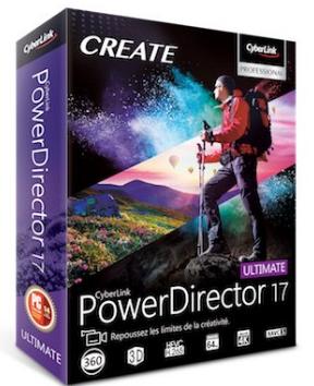 CyberLink PowerDirector Ultimate 17.0.2720.0