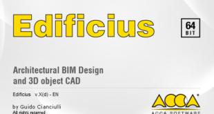 Edificius 3D Architectural BIM Design 11.0.4.16355
