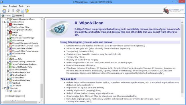 R-Wipe & Clean 20