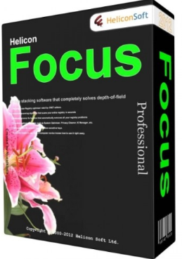 HeliconSoft Helicon Focus Pro