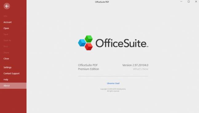 OfficeSuite Premium Edition 3