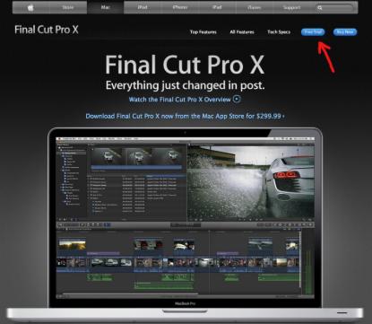 Final Cut Pro Free
