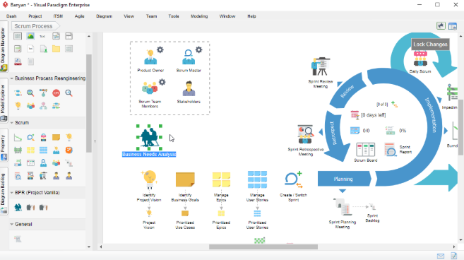 Visual Paradigm Enterprise Free