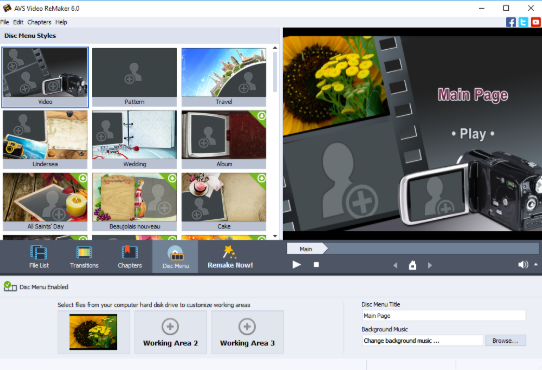 AVS Video ReMaker Free Download