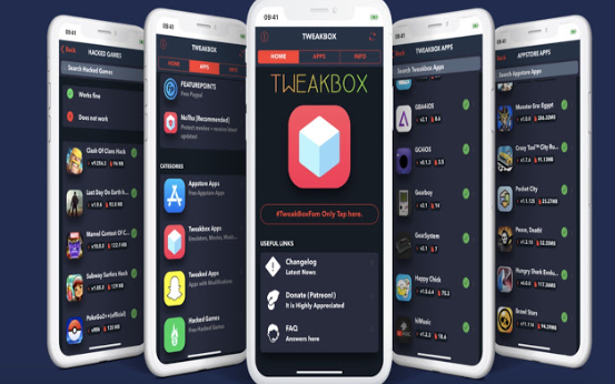 TweakBox App For Android