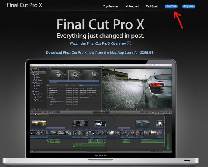 Final Cut Pro Free Download 2019