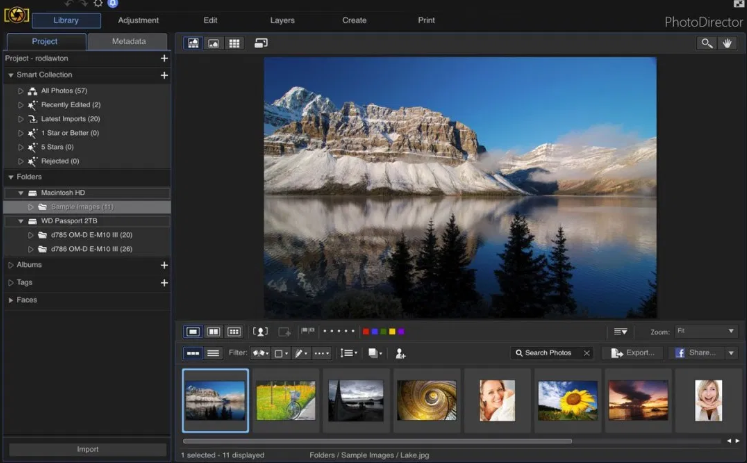 CyberLink PhotoDirector Ultra Free
