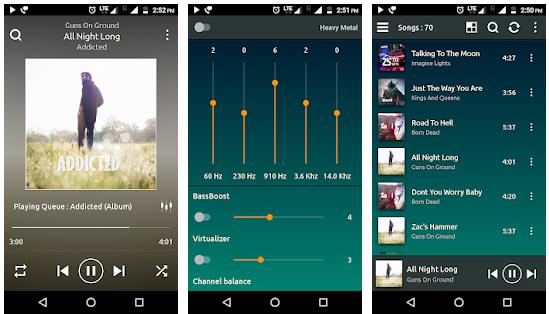 PowerAudio Pro Music Player Apk v Free Download