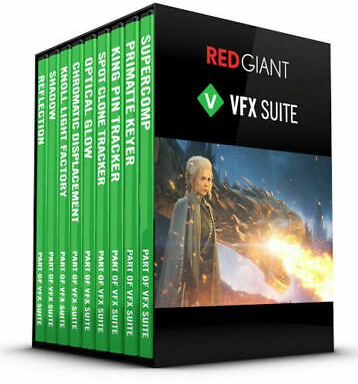 RED GIANT VFX SUITE Free