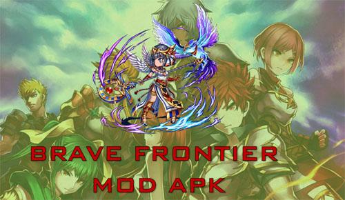 Brave Frontier APK 2.9.1.0 Mod (Unlimited Gems) Download