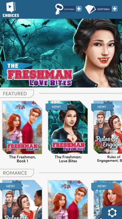 Choices Mod APK 2019 v2.6.4 Free Download