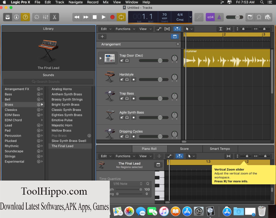 Logic Pro X 10.4.8 Free Download | MacOS