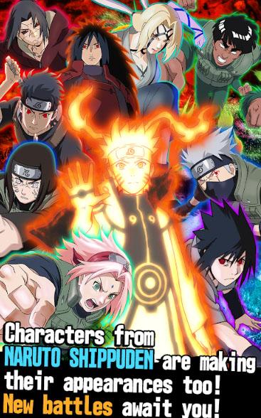 Naruto Blazing Mod APK 2.21.1 (Infinite Chakra) Download
