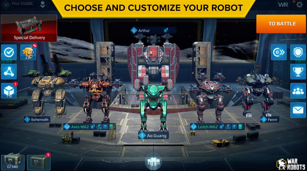 War Robots APK Download