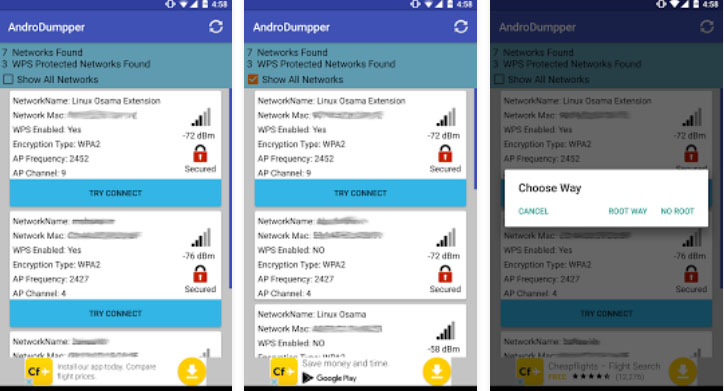 AndroDumpper 3.11 (2020 Latest) APK Download