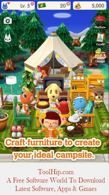 Animal Crossing: Pocket Camp APK 3.0.2 Free Download
