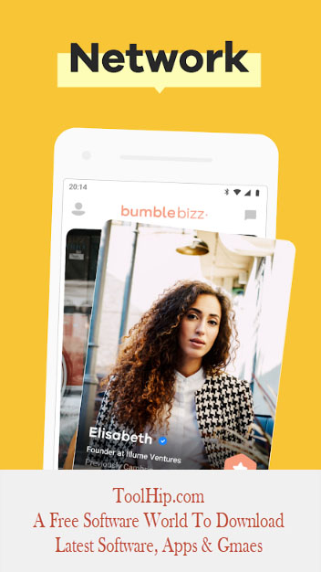 Bumble Date, Meet Friends, Network APK Free Download