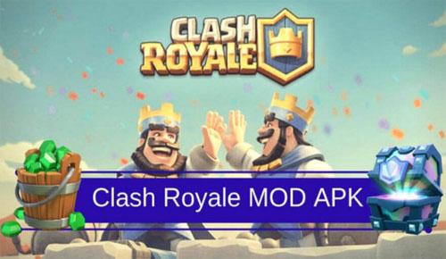 Clash Royale MOD APK 3.2.1 (Unlimited Money, Gems) Download