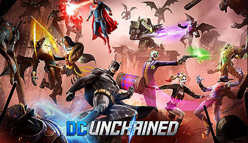 DC UNCHAINED APK 1.2.9 APK + OBB Free Download
