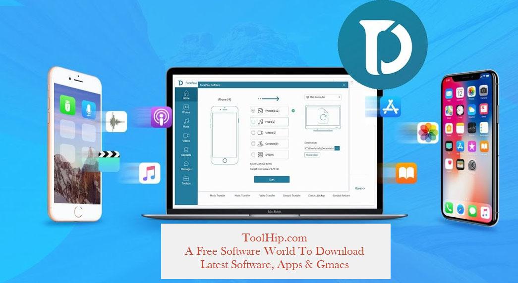 FonePaw DoTrans 1.7.0 Free Download