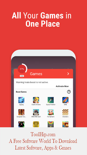 Game Booster APK 2.5.70.4 MOD Free Download