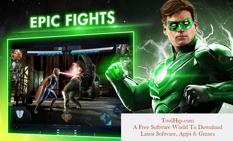 Injustice 2 3.4.1 APK MOD Free Download