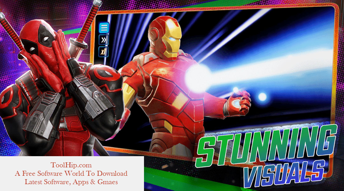 MARVEL Strike Force MOD APK 3.8.2 Download