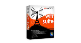 Maxidix Wifi Suite 15.9.2 (latest 2020) Free Download
