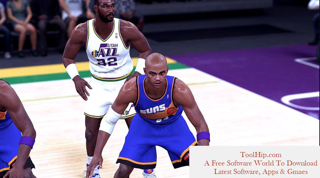 NBA 2K18 Mods 37.0.3 MOD APK + Data Free Download