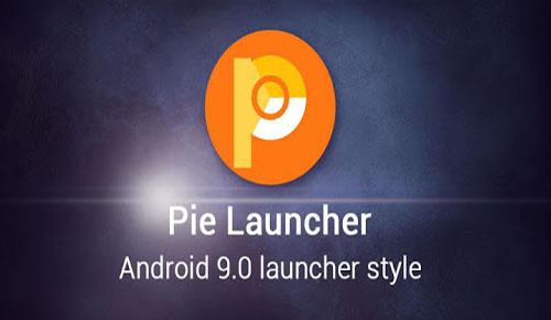 Pie Launcher 9.0 APK 4.9 Free Download