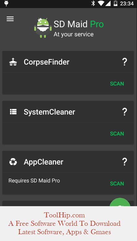 SD Maid Pro Unlocker 4.7.5 APK MOD Free Download