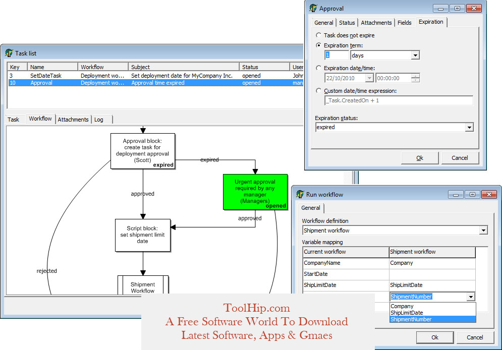TMS Workflow Studio 2.12 Free Download