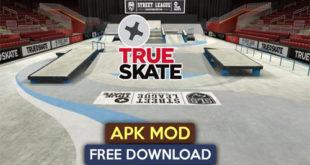 True Skate APK 1.5.12 (Unlimited Money) Download