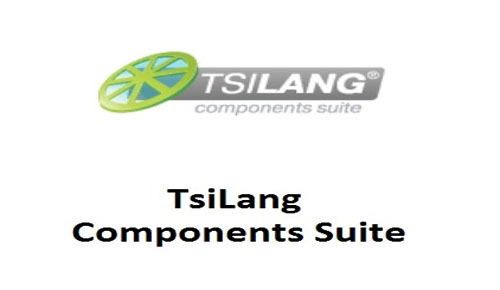 TsiLang Components Suite 7.7 (Latest 2020) Free Download