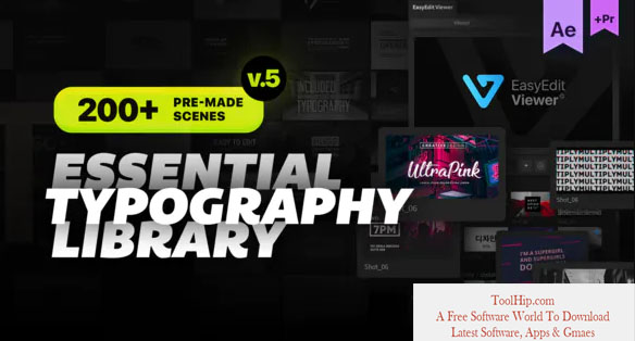 VideoHive Free Affects, Video Motion Free Download