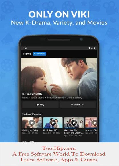 Viki MOD APK 5.5.3 Premium Unlocked Free Download