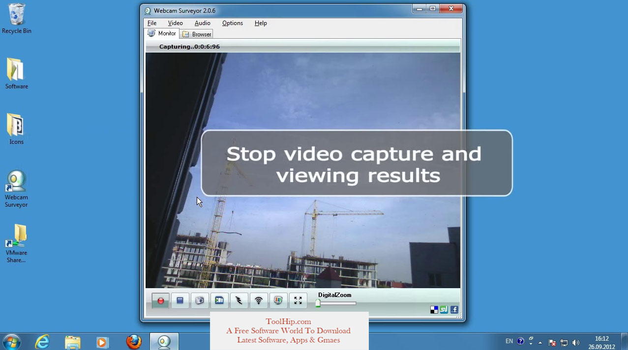 Webcam Surveyor 3.7.2 Free Download