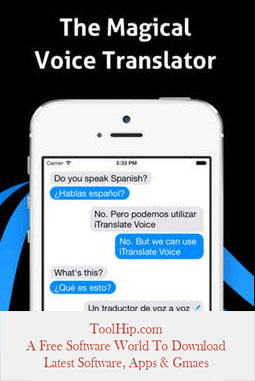 iTranslate Voice 3 APK Free Download
